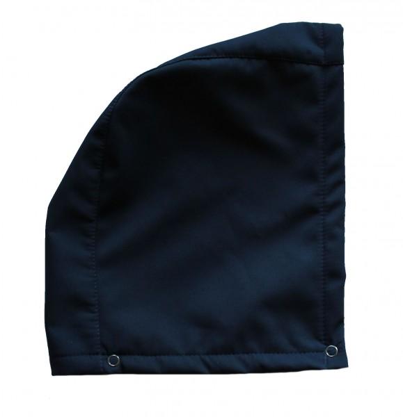 Softshellkapuze dunkelblau