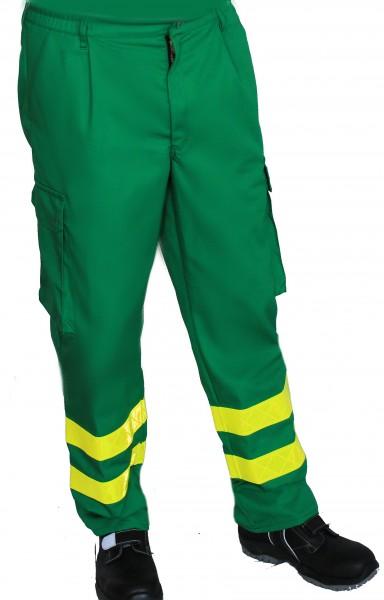 Modell: EH24 Bundhose grün